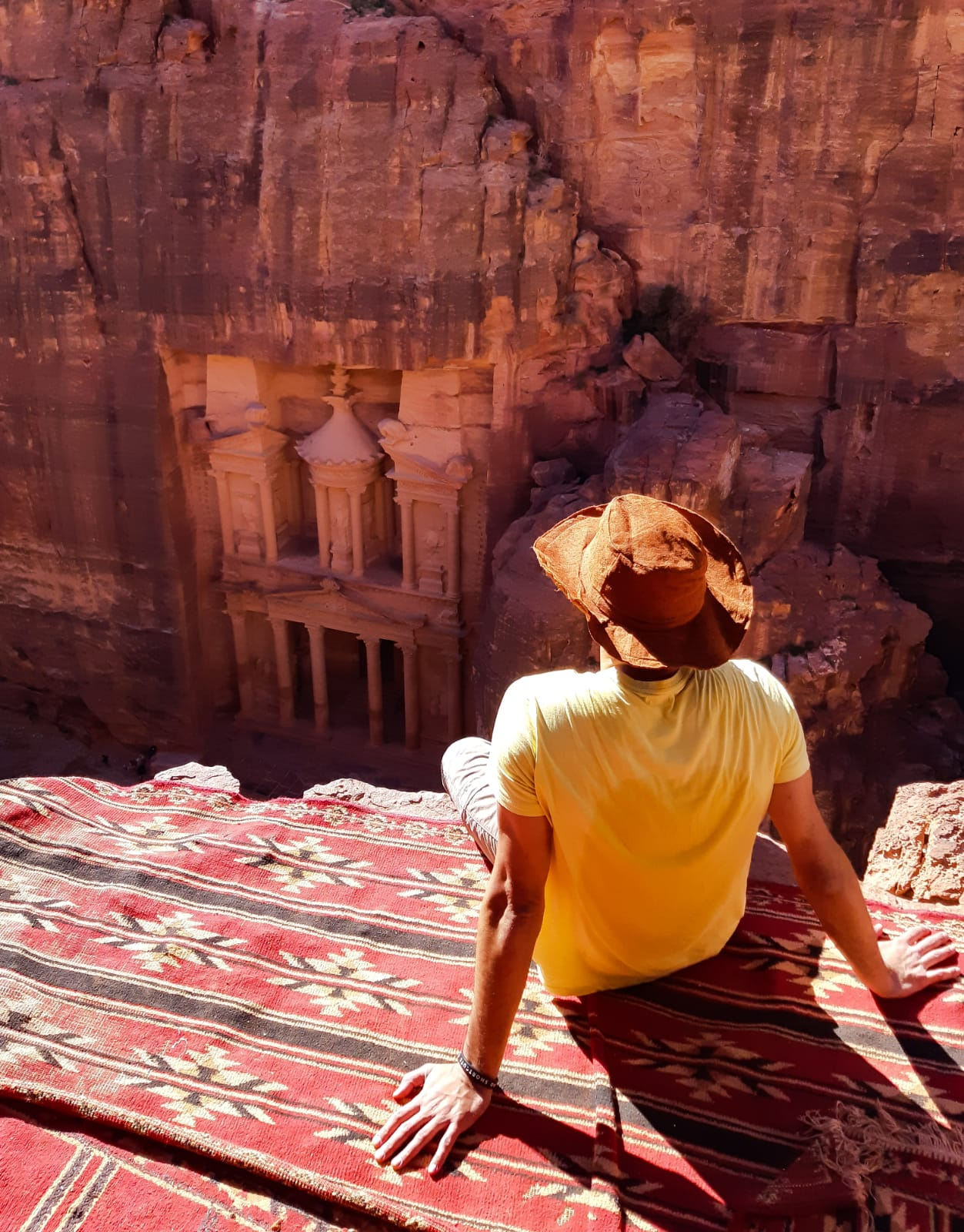 GIORDANIA, un gran viaggio on the road alla scoperta di Petra e di molto altro!