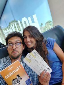 Torniamo a viaggiare....e che Viaggio!!!
